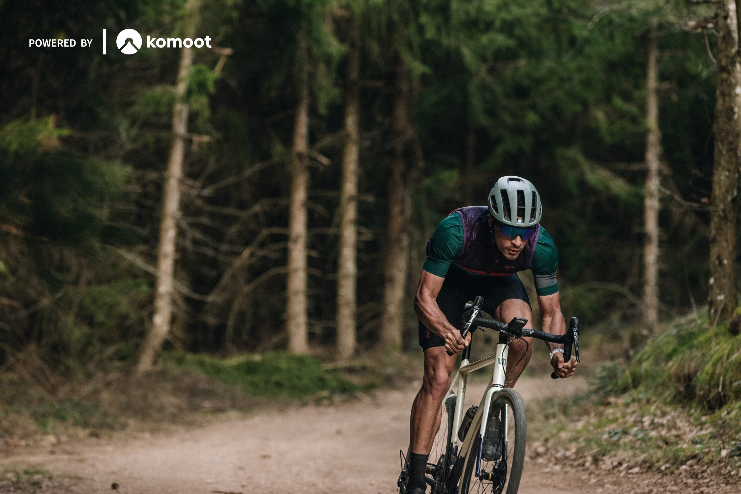 Wish One Gravel Race powered by Komoot
